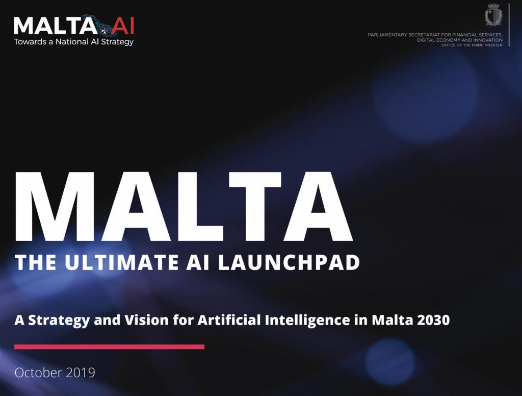 AI Malta Strategy 2030
